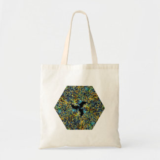 Mystery Cat Tote Bag