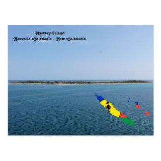 Mystery Island - New Caledonia Postcard
