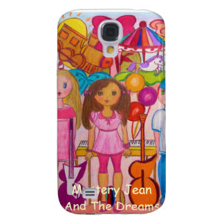 Mystery Jean And The Dreams IPod Case