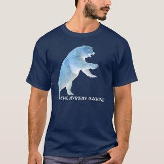 Mystery Machine Bear (Dark Shirt) T-Shirt
