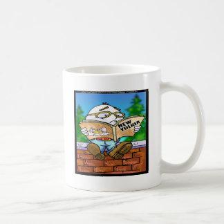 Mystery Of Humpty Dumpty Rick London Gifts Coffee Mug