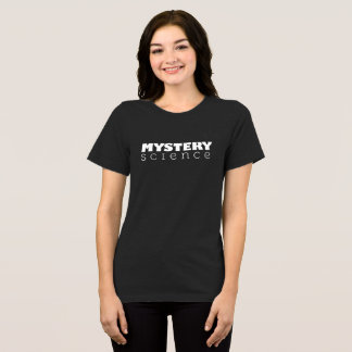 Mystery Science Women's T-Shirt (Relaxed Fit)