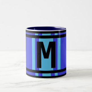 Mystery Tank Two-Tone Coffee Mug