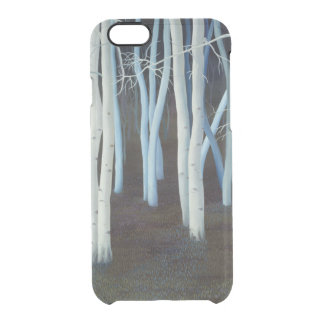 Mystic 2004 clear iPhone 6/6S case