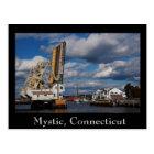 mystic 2009 copy, Mystic, Connecticut Postcard