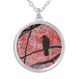 Mystic Crow Necklace