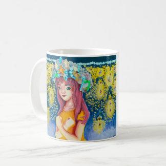 Mystic Firefly Beach Mug