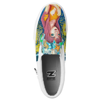 Mystic Firefly Beach Slip-On Shoes