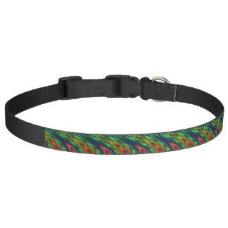 Mystic Fires Pet Collar