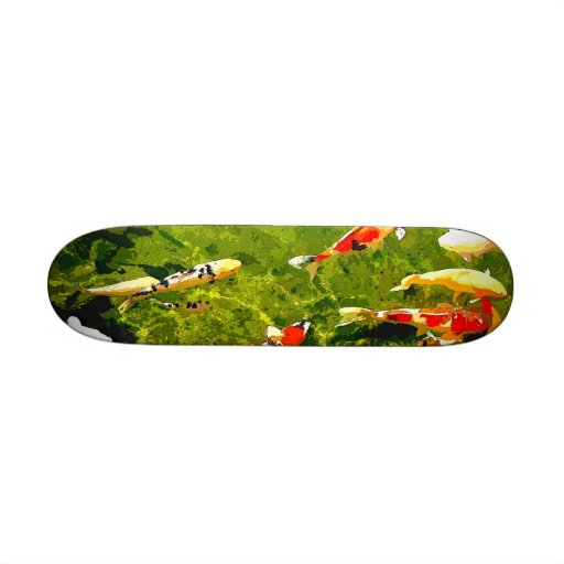 Mystic Fish Skateboard Decks