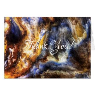 Mystic Forecast Thank You Card