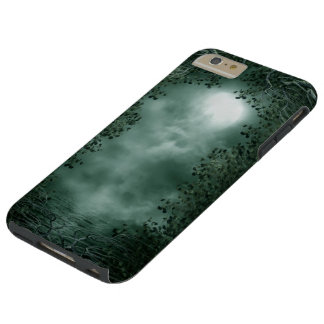 Mystic Green Moonlight Tough iPhone 6 Plus Case