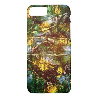 Mystic Lake mobile phone covering iPhone 8/7 Case