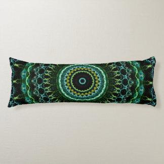 Mystic Mandala Body Pillow