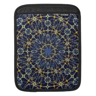 Mystic mandala sleeve for iPads