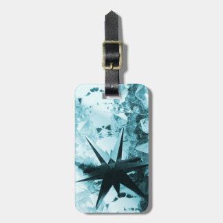 Mystic Merkaba Luggage Tag