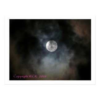 Mystic Moon Postcard