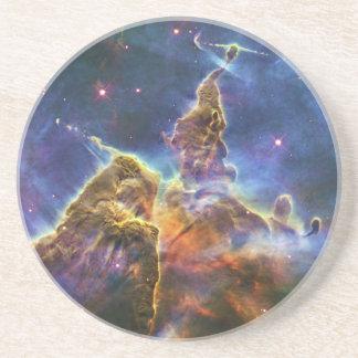 Mystic Mountain Carina Nebula HH 901 HH 902 Drink Coaster