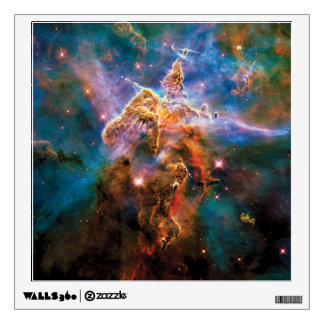 Mystic Mountain Carina Nebula Hubble Space Photo Wall Sticker