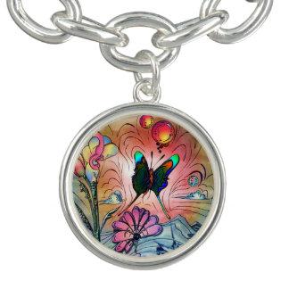 Mystic Mountain Charm Bracelet