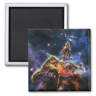 Mystic Mountain in Space NASA Magnet