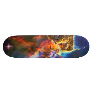 Mystic Mountains - Carina Nebula Skate Decks