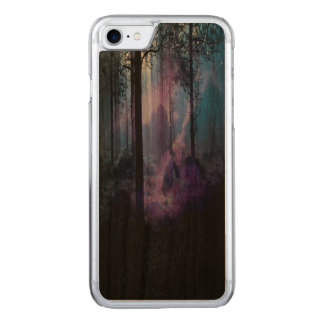 Mystic Night Carved iPhone 8/7 Case
