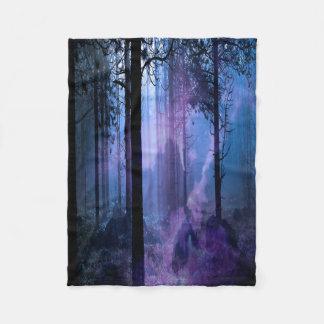 Mystic Night Fleece Blanket