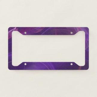 Mystic Purple License Plate Frame