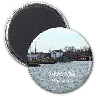 Mystic River, Connecticut Magnet