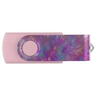 Mystic Splash Swivel USB 2.0 Flash Drive
