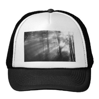 Mystic steam trucker hat