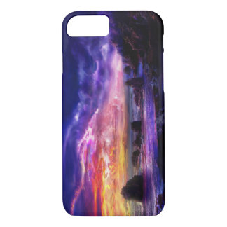 Mystic Sunset iPhone Case