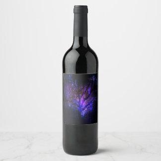 Mystic Tree Wine Label