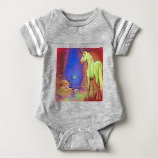 Mystic Unicorn Baby Bodysuit