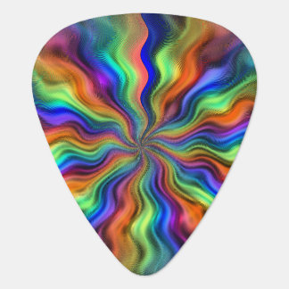 Mystic Vibrations Guitar Pick