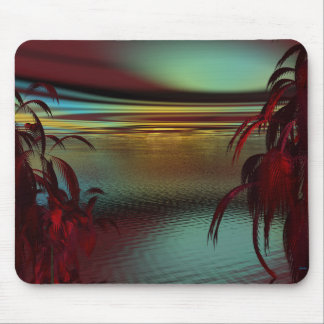 Mystic Waters Mouse Pad