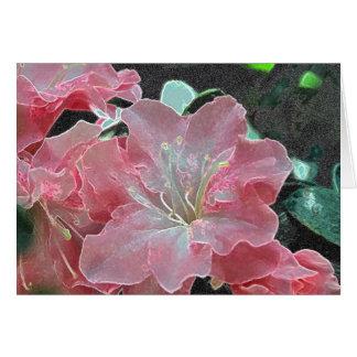 Mystical Azalea Card
