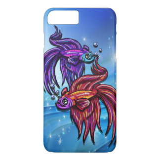Mystical Bettas iPhone 8 Plus/7 Plus Case