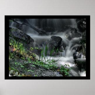 Mystical Brook Poster