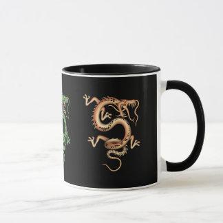 Mystical Dragon Mug