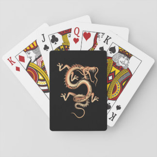 Mystical Dragon Playing Cards
