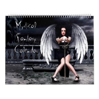 Mystical Fantasy Gothic Fairy Tale Calendar