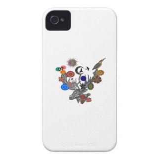 MYSTICAL IN NATURE iPhone 4 Case-Mate CASES