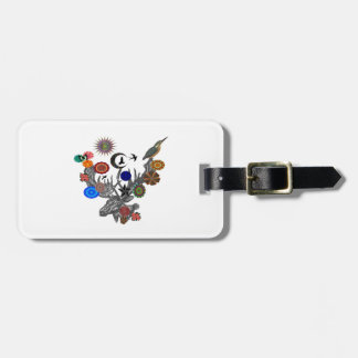 MYSTICAL IN NATURE LUGGAGE TAG