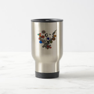MYSTICAL IN NATURE TRAVEL MUG
