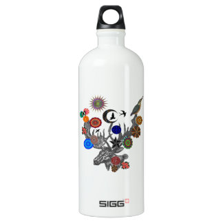 MYSTICAL IN NATURE WATER BOTTLE