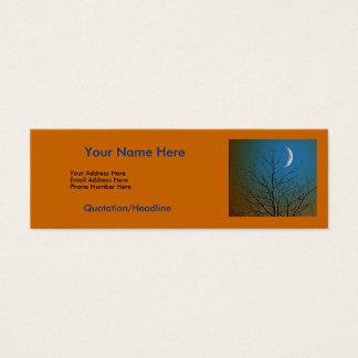 Mystical Moon Profile Card