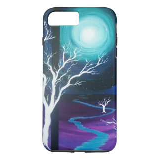 Mystical Moon River Dreams Case-Mate iPhone Case