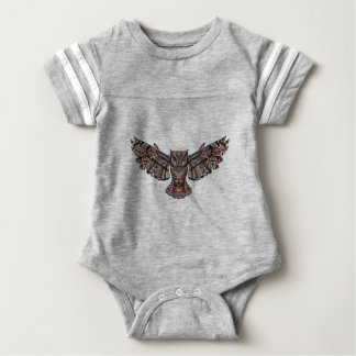 Mystical Owl Baby Bodysuit